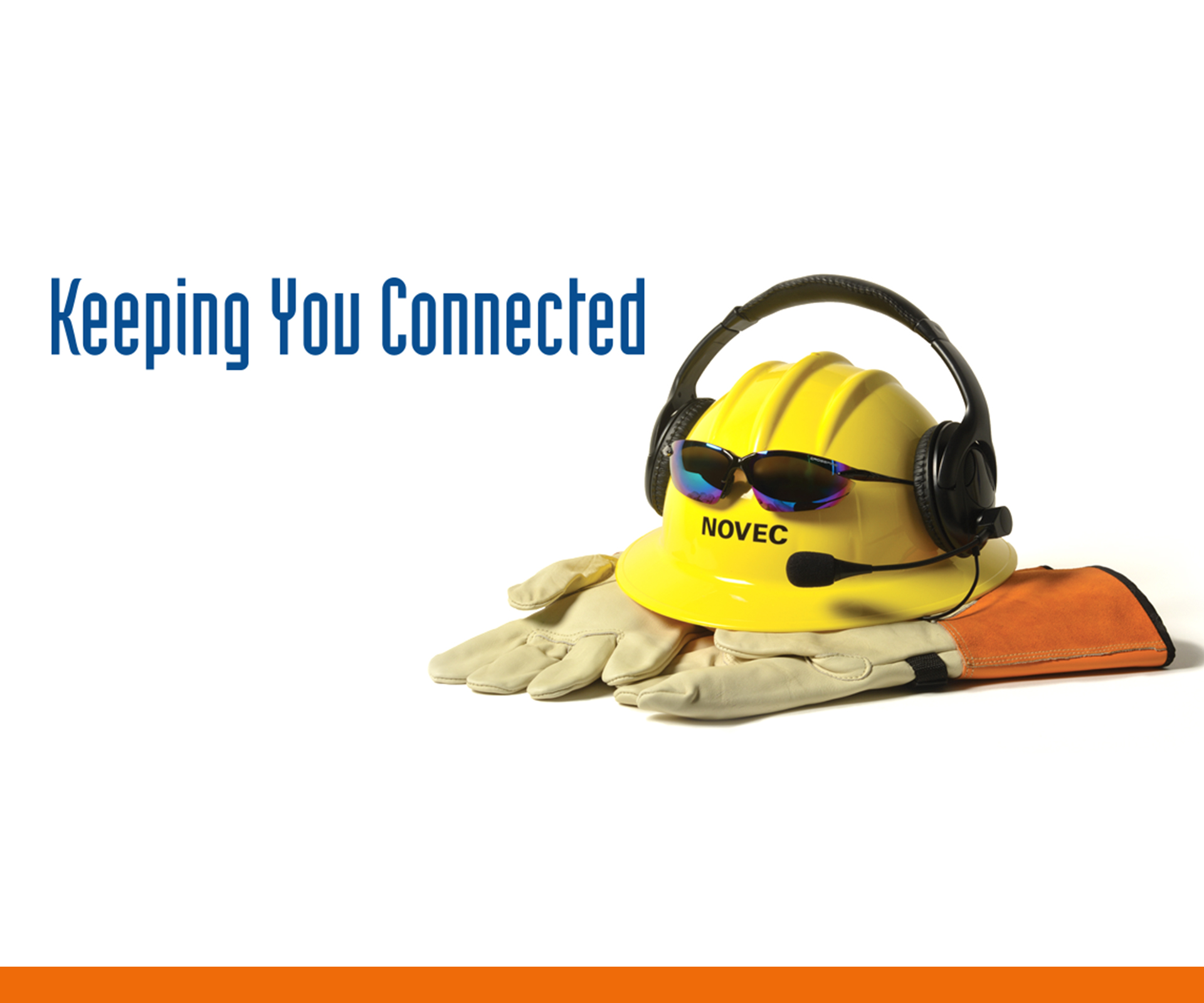 NOVEC – Keeping You Connected campaign