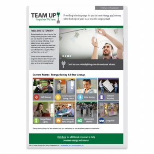 TeamUpToSave.com Website