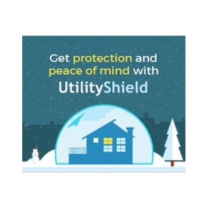 Blue Ridge Energy UtilityShield Digital Ad